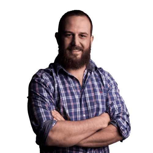 The Best Marketing Beard - Cobus van Vuuren
